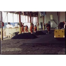 Устройство дорожного корыта в ручную 25 см