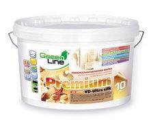 Универсальная акриловая краска Premium VD-Ultra silk