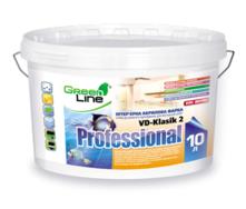 Интерьерная акриловая краска Professional VD-Klasik 2 белая