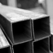 Труба квадратная стальная профильная 40х40х2 мм