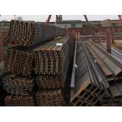 Швелер сталевий гарячекатаний №8