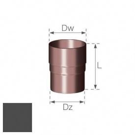 Кільцевий ніпель Gamrat 110 мм графітовий