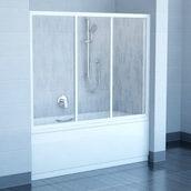 Трехэлементные двери для ванны RAVAK AVDP3 150х137 см белый (40VP0102ZG)