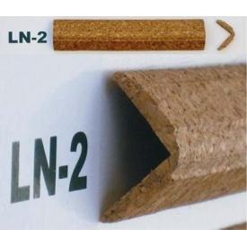 Профіль кутовий зовнішній LN2 3х3х90 см (19858)