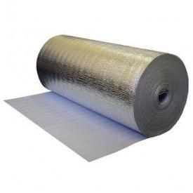 Подкладка под ламинат металлизированная 5 мм 1х50 м