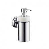 Керамический диспенсер для жидкого мыла Hansgrohe Logis Classic хром (41614000)
