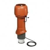 Вентилятор VILPE E120 P 125х500 мм цегляний
