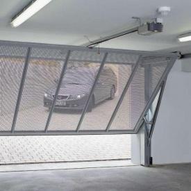 Подъемно-поворотные ворота Hormann ET500 мотив 413