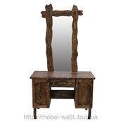 Трюмо с зеркалом под старину