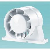 Осьовий канальний вентилятор VENTS ВКОк 125 прес 192 м3/ч 24 Вт