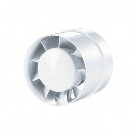 Осевой канальный вентилятор VENTS ВКО 100 турбо 135 м3/ч 16 Вт