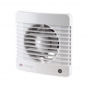 Осьовий вентилятор VENTS М 150 прес 307 м3/ч 30 Вт