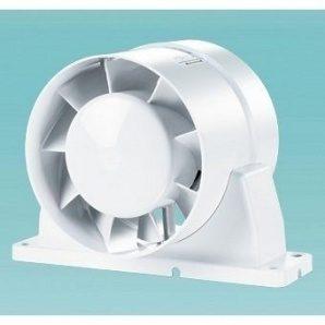 Осьовий канальний вентилятор VENTS ВКОк 150 12 266 м3/ч 24 Вт