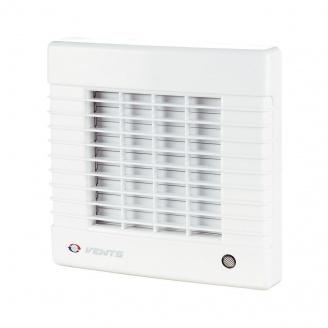 Осевой вентилятор с автоматическими жалюзи VENTS МА 125 153 м3/ч 19,2 Вт