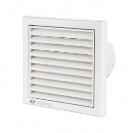 Осьовий вентилятор для витяжної вентиляції VENTS К 125 180 м3/ч 16 Вт