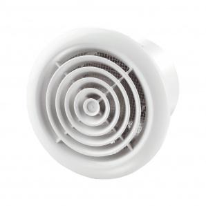 Осьовий вентилятор для витяжної вентиляції VENTS ПФ 150 199 м3/ч 33 Вт