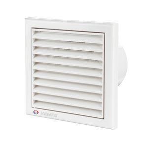 Осьовий вентилятор для витяжної вентиляції VENTS К 150 турбо 341 м3/ч 30 Вт