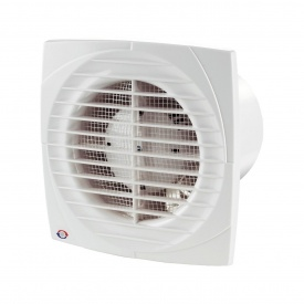 Осьовий вентилятор для витяжної вентиляції VENTS Д 125 турбо 226 м3/ч 24 Вт