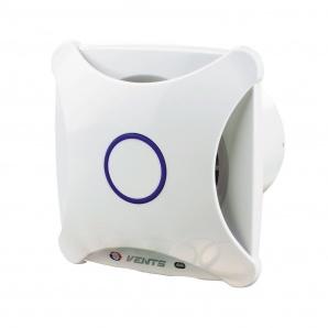 Осьовий декоративний вентилятор VENTS Х 125 турбо 206 м3/ч 24 Вт