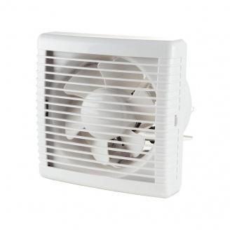 Осевой оконный вентилятор VENTS МАО1 150 турбо 345 м3/ч 30 Вт