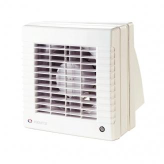 Осевой оконный вентилятор VENTS М1ОК2 125 турбо 232 м3/ч 24 Вт