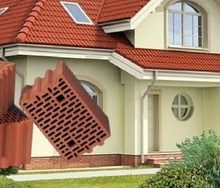 Дом из керамблока. Что может быть лучше?