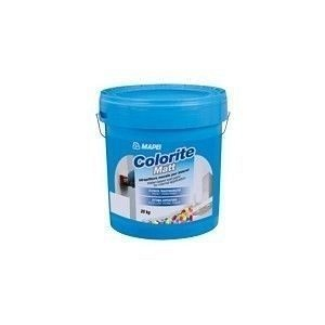 Эмульсионная краска MAPEI COLORITE MATT 5 кг белый