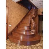 Виготовлення дерев'яних ступенів для сходів