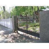 Ковані розсувні ворота