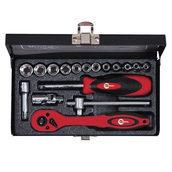 Набор инструмента Intertool ET-6017 17 элементов (ET-6017)