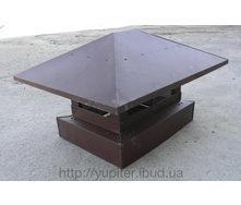 Колпак для вентиляционных выходов металлический
