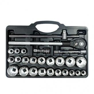 Набор инструмента Intertool ET-6026 26 элементов (ET-6026)