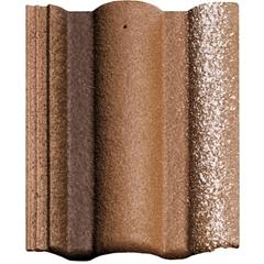 Цементно-песчаная черепица BRAAS Адрия Люмино золотистая с отливом