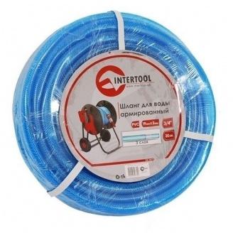 Шланг для воды Intertool 10 м армированный (GE-4051)