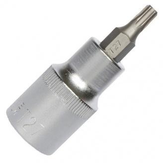 Торцевая головка Intertool Торкс Т27 HT-1943 1/2 дюйма с держателем (HT-1943)