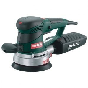Ексцентрикова шліфмашина METABO SXE 450 TurboTec 350 Вт (600129000)