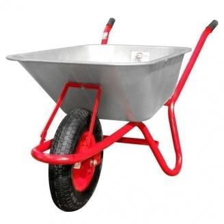 Тачка садово-строительная Intertool 85 л 150 кг (WB-0815)