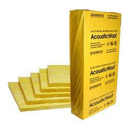 Звукоизолирующая плита AcousticWool Glass Floor 1250*600*20 мм