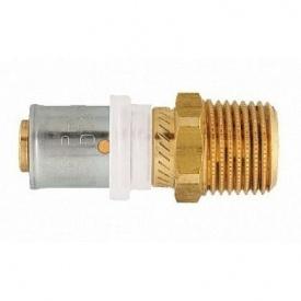 З'єднання нероз'ємне HERZ прес х зовнішня різьба 40х3,5-1 мм (P704013)
