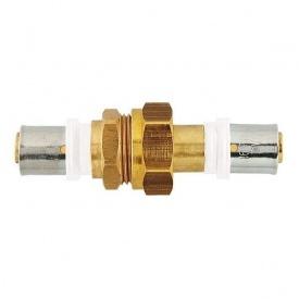Прес-з'єднання роз'ємне HERZ накидна гайка з ущільненням плоскою прокладкою 50х4-2 (P705055)