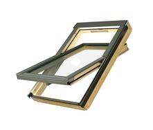 Мансардное окно FAKRO с окладом FTS U2 78х118 см