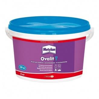 Клей для обоев Metylan Ovalit 5 кг