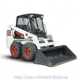 Аренда мини-погрузчика Bobcat S130 34,3 кВт