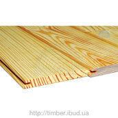 Вагонка дерев'яна сосна 12 мм