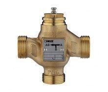 Трехходовой смесительно-распределительный клапан HERZ 4037 DN 20 (1403720)