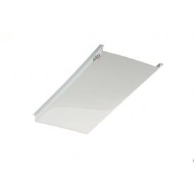Панель для рейкової стелі ППР-083 білий глянець