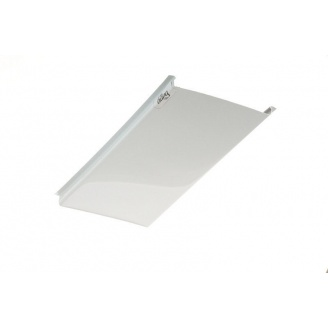 Панель для реечного потолка ППР-083 белый глянец