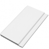 Пластиковая панель Welltech 8х100 мм белая (43734)
