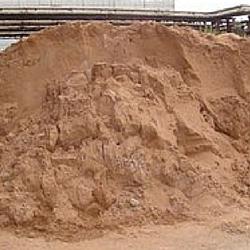 Песок речной навал 5 т