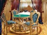 Розкішна меблі для преферансу